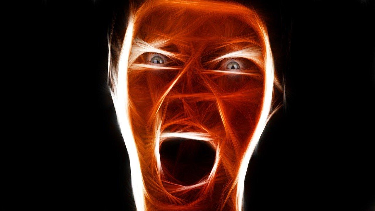От раздражения до ярости